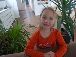 Meine Tochter Annalena
